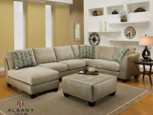 Stunning Ethan Allen Couch And Loveseat